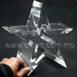 水晶建築物