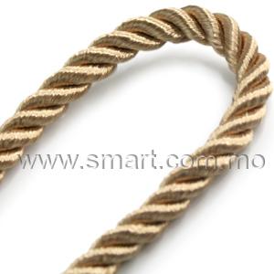 金色扭紋手挽繩