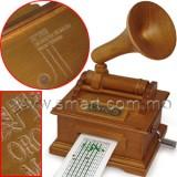 木制音樂盒
