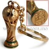 世界盃匙扣
