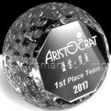 高爾夫球水晶